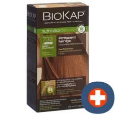 Biokap nutricolor delicato rapid golden wheat blond 135 ml