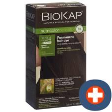Biokap nutricolor delicato rapid honey maroon 135 ml