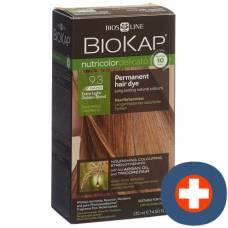 Biokap nutricolor delicato rapid extra light gold blond 135 ml