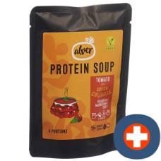 Alver golden chlorella - protein soup tomato btl 80 g