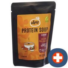 Alver golden chlorella - protein soup curry btl 80 g