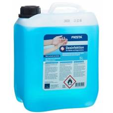 Fiesta disinfectant for hands and objects fl 500 ml