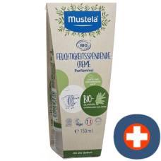 Mustela moisturizing cream bio 150 ml