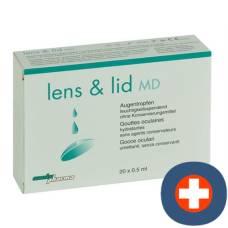 Contopharma lens & lid comfort monodose 20 x 0.5 ml