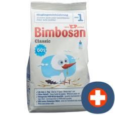 Bimbosan classic 1 infant milk refill 400 g