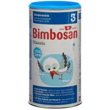 Bimbosan classic 3 children milk ds 400 g