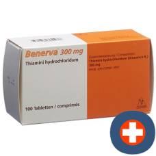 Benerva tbl 300 mg 100 pcs