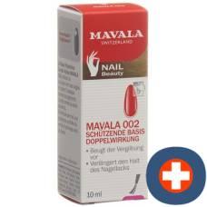 Mavala 002 protective nail base fl 10 ml