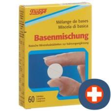 Fledged base mixture tablets 60 pcs