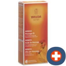Weleda arnica massage oil Fl 200 ml
