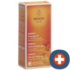 Weleda arnica massage oil Fl 50 ml