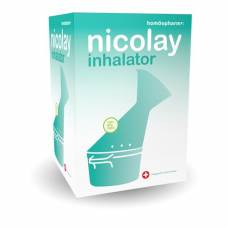Nicolay inhaler plastic 54110