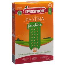 Plasmon pastina puntine 340 g