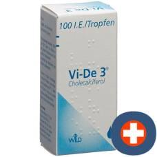 Vi-De 3 drops of 4500 IU / ml 10 ml