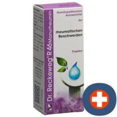 Reckeweg r46 manurheumin drop fl 50 ml