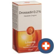 Drossadin lös 0.2% orange fl 200 ml