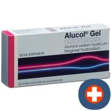 Alucol gel susp fruit fl 130 ml