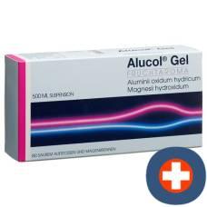 Alucol gel susp fruit fl 500 ml