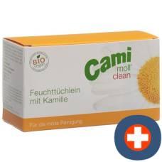 Cami minor clean wipes btl 36 pcs