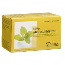 Sidroga balm leaves 20 btl 1.5 g