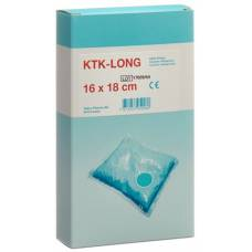 Ktk long cold therapy pillow 16x18cm