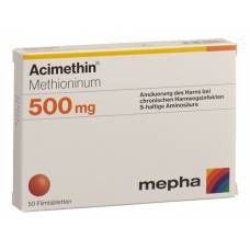 Acimethin filmtabl 500 mg 50 pcs