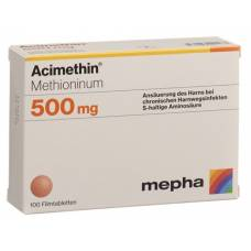Acimethin filmtabl 500 mg 100 pcs