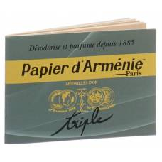 Paper armenie blaetter