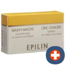 Epilin warm wax