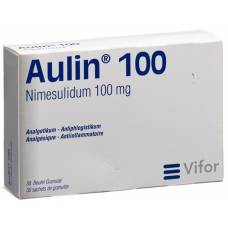 Aulin gran 100 mg btl 30 pcs