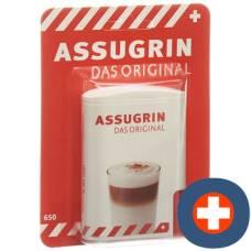 Assugrin the oiriginal tablets 650 pcs