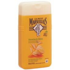 Le petit marseillais shower verbena lemon 250 ml