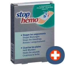 Stop Hemo patch 12 pcs