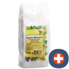 Morga sea salt coarse btl 750 g