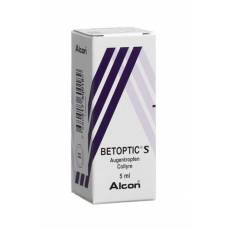 Betoptic s gd opht fl 5 ml
