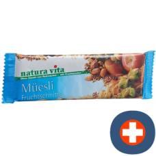 Natura vita fruit sections muesli 50 g
