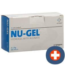 Nu Gel hydrogel with alginate 6 x 25 g