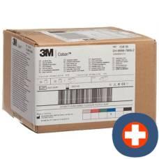 3m coban elastic bandage self-adhesive 2.6cmx4.57m blue 30 pcs