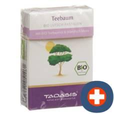Taoasis tea tree organic pastilles 30g