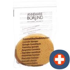 Börlind cosmetics sponge 2 pcs