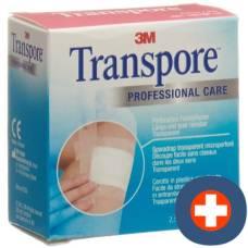3m adhesive plaster transpore® 5mx25mm refill