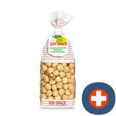Bio sun snack hazelnuts bio battalion 225 g