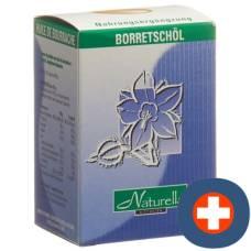 Naturella pure borage oil kaps 500 mg 100 pcs