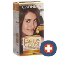 Belle Color Easy Color Gel No 24 dark brown