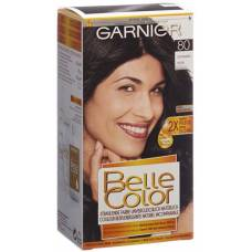 Belle Color Easy Color Gel No 80 black