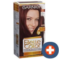 Belle Color Easy Color Gel No 51 dark mahogany