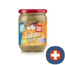Lima tahini with salt 500g glass