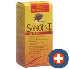 Sanotint reflex Haartönung 54 golden brown