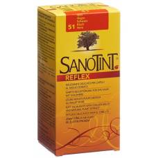 Sanotint reflex Haartönung 51 black