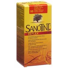 Sanotint reflex Haartönung 55 copper brown